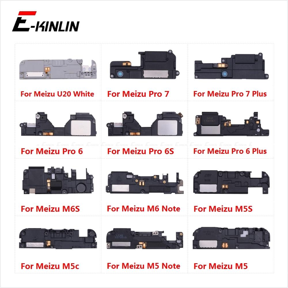 New Rear Buzzer Ringer Module Loudspeaker Loud Speaker Flex Cable For MeiZu U20 Pro 7 6S 6 Plus M6S M6 M5C M5S M5 Note