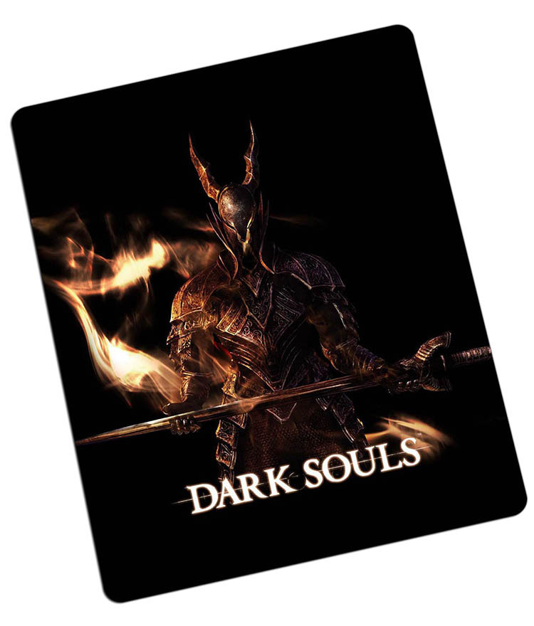Dark Souls mouse pad Boy Gift gaming mousepad gear cool gamer mouse mat pad Wholesale game locked edge padmouse photo play mats