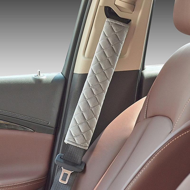 maXpeedingrods 1 Set of 3 Point Safety Adjustable Retractable Auto Car Seat Belt Lap Universal