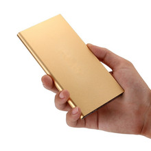 BYLYND 18650 Portable Powerbank For Xiaomi Iphone Power Bank Battery Charger Poverbank Mobile Phone Ultra-thin 20000mah 2USB