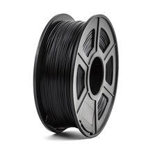 أسود خيوط طابعة ثلاثية الأبعاد PLA 1.75 مللي متر 1 كجم/2.2lbs ثلاثية الأبعاد خيوط المواد البلاستيكية USA NatureWorks PLA تستخدم للطابعة ثلاثية الأبعاد أو ال...