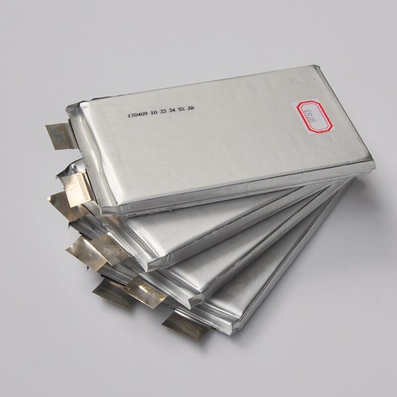 2-4 unids 3,2 V LiFePO4 batería recargable 10000 mAh 10Ah célula del polímero para 12 V 24 V e-bike UPS convertidor de potencia HID luz solar BZ