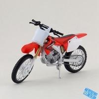 1PC 18cm 1 12 Simulation Alloy Motorcycle Honda CRF450R Model Gift