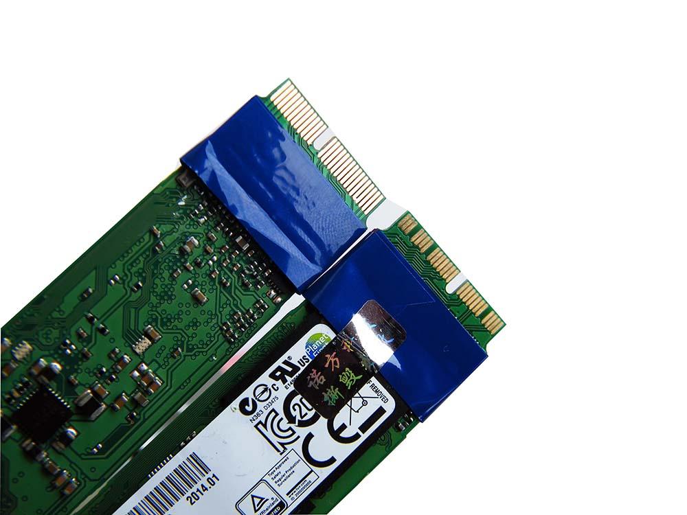 Prix pour Adaptateur carte + utilisé 256 GB SSD pour 2013 2014 version MacBook Air A1466 A1465 MD711 MD712 MD760 MD761 lire 1300 M/S écrire 1200 M/s
