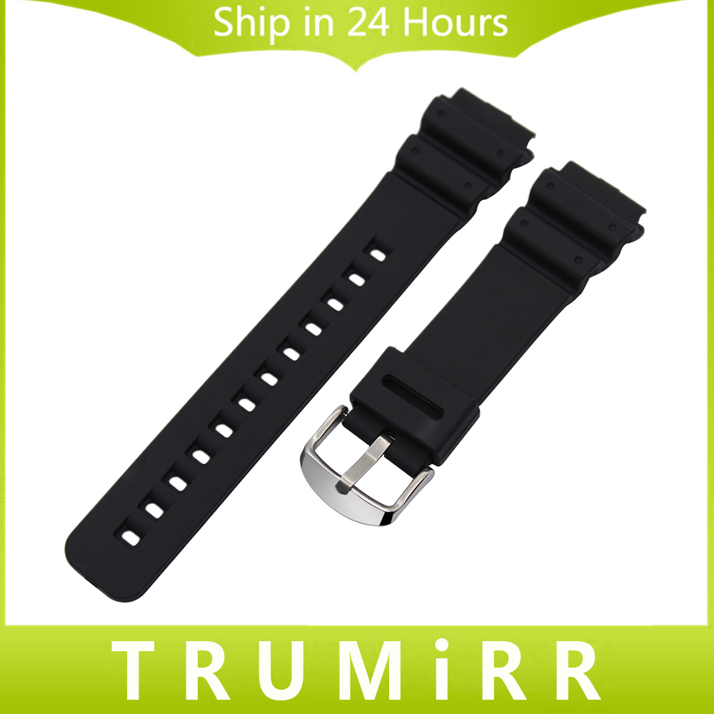 Silicone Rubber Watchband for Electronic Watch Band Sport Strap Waterproof Wrist Bracelet 12mm 16mm 17mm 18mm 19mm 20mm 22mm silicone rubber watch band 17mm 18mm 19mm 20mm 21mm 22mm 23mm 24mm universal watchband strap wrist belt bracelet
