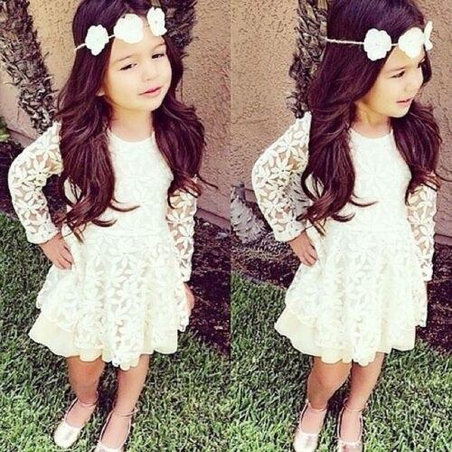 Popular White Toddler Dresses-Buy Cheap White Toddler Dresses lots ...