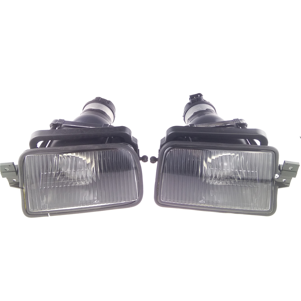 For BMW E34 1987/88/89/90/91/92/93/94/95 car styling fog lights 1 SET LAMPS rear brake disc for honda ax 1 250 89 94 89 90 91 92 93 94 motorcycle parts