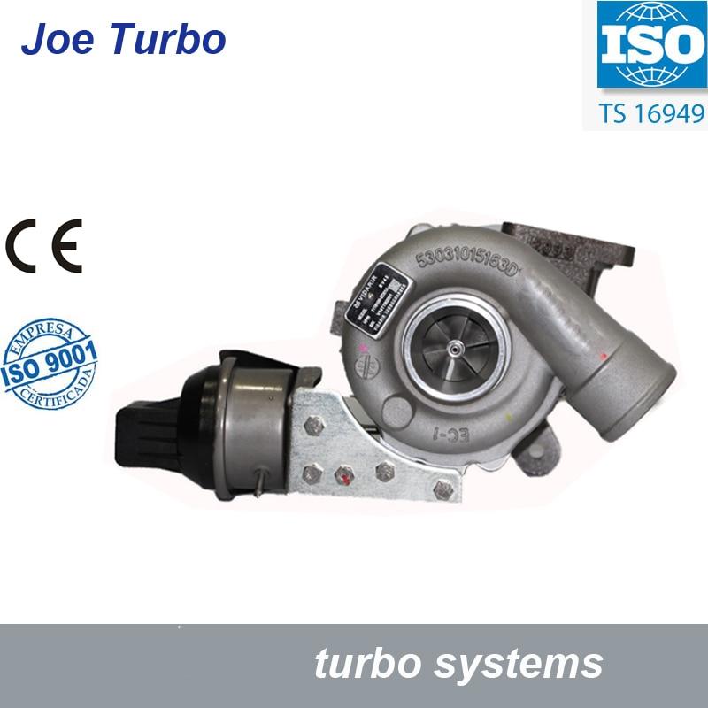 4D20 BV43 K03 53039700168 53039880168 1118100-ED01A 1118100ED01A turbo turbocompressore per Great Wall Hover 2.0 T H5 4D20 2.0L
