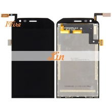 4.7inch IFire display screen For Caterpillar CAT S40 LCD display with Touch Screen digitizer assembly 1pcs black free shipping
