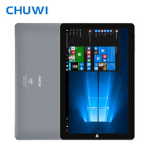 Chuwi hi10 más 10.8 pulgadas 4 gb ram 64 gb rom 1920*1280 tablet pc intel windows10 y android5.1 z8350 quad core puerto de acoplamiento de tipo c