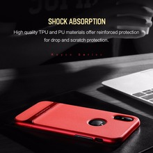 Rock Royce Series Protection Case for iPhone X/Xs