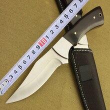 Men Equipment High Hardness Tactics Outdoor Fixed Blade Knives Survival Knife Karambit Hunting Knife Survival Knife