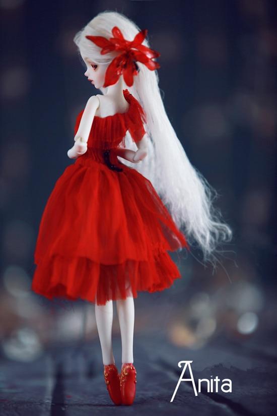 1/8 BJD Doll- Anita