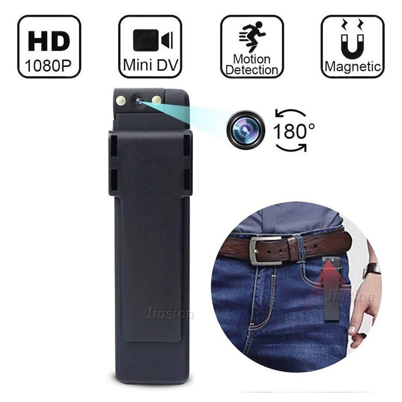 HD Mini Camera Rotated Magnetic Cam 1080P/720P Motion Detection Video Audio Recorder Micro Meeting Pen Flashlight PC Camcorder