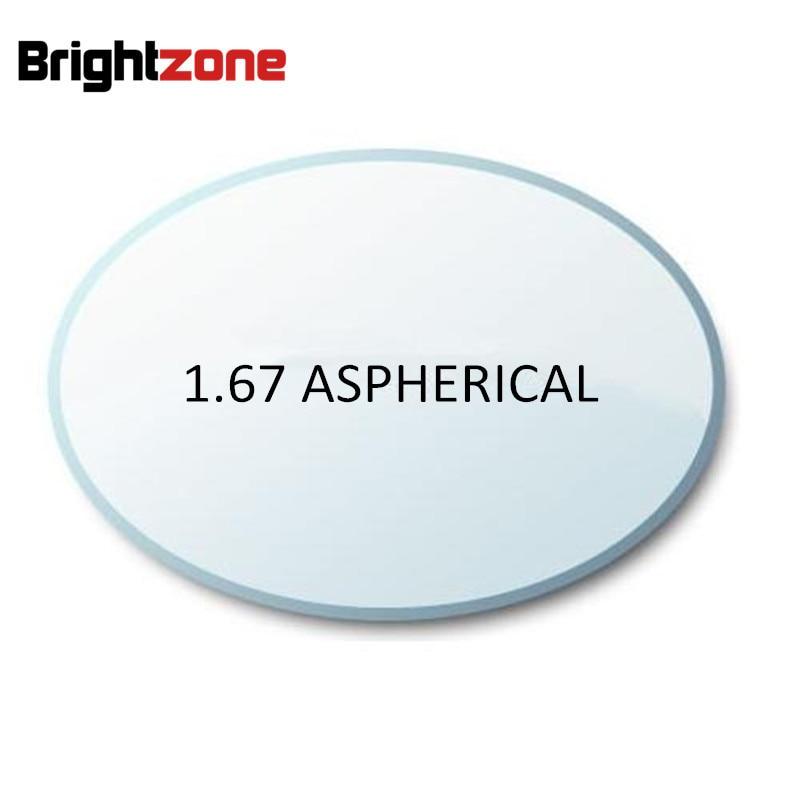 Fill a prescription 1 67 Aspheric UV CR 39 AR High Index Prescription Myopia lens eyeglasses