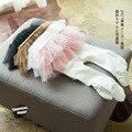 Bebé niñas culottes faldas pantalones leggings niños de las colmenas con pliegues de tul pettiskirt ropa de estilo coreano para 0-2y envío de caída libre