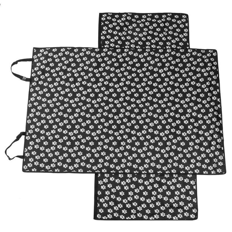 Dog Car Seat Cover Dog Carrier Waterproof Oxford Cloth Car Trunk Cushion Pad Mat Pet Car Mat Pet Supplies Travel Accessories 2