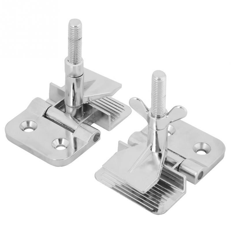 In 2 Teile/los Siebdruck Metall Rahmen Scharnier Clamp Diy Hobby Werkzeug Novel Design;