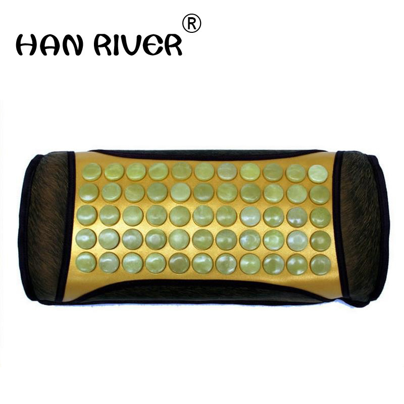 Heating care jade pillow ochre ms tomalin magnetic therapy health care pillow pillow topaz beans heating cervical pillowHeating care jade pillow ochre ms tomalin magnetic therapy health care pillow pillow topaz beans heating cervical pillow