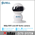 Q1ro sunell nueva cámara ip inalámbrica 960 p hd cámara con irc día noche cámara de seguridad cámara lindo