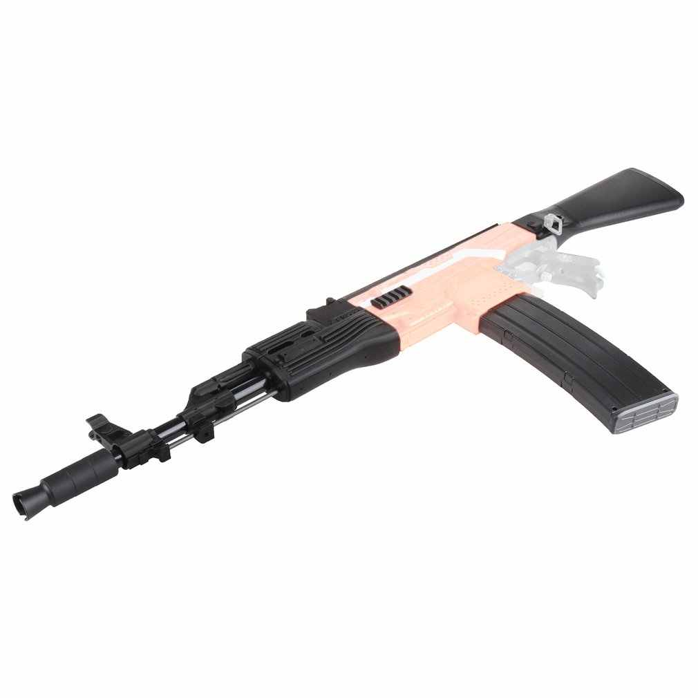 WORKER MOD F10555 AK47 Imitation Kit 3D Printing High Strength Plastic  Combo For Stryfe Modify Toy For Nerf Parts Children Toys