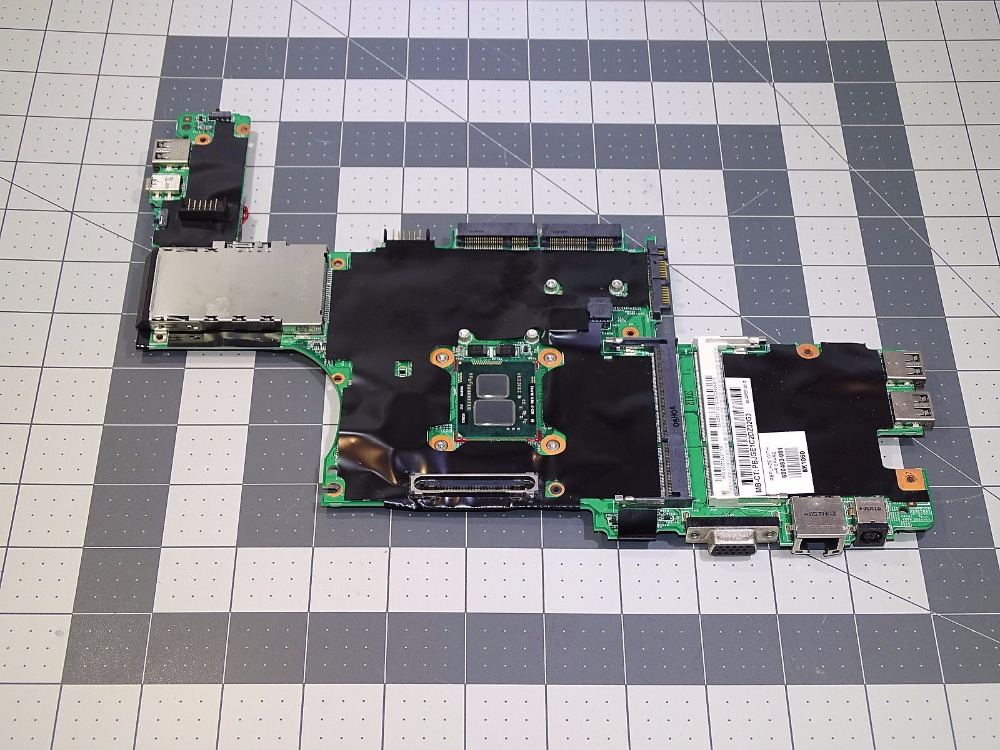 600463-001 Free Shipping For HP 2740P Intel with i5-520m Laptop Mainboard Sytstem board Motherboard fully tested