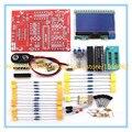 Fábrica Atacado DIY Kit Gráficos Versão Transistor Tester LCR ESR M12864 PWM