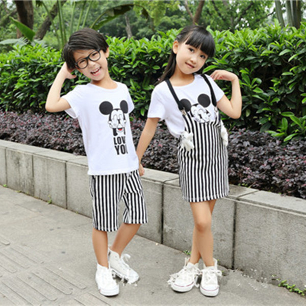 39bbd4b85788 2015 hot father mother boys girls fitted clothes Family Matching ...