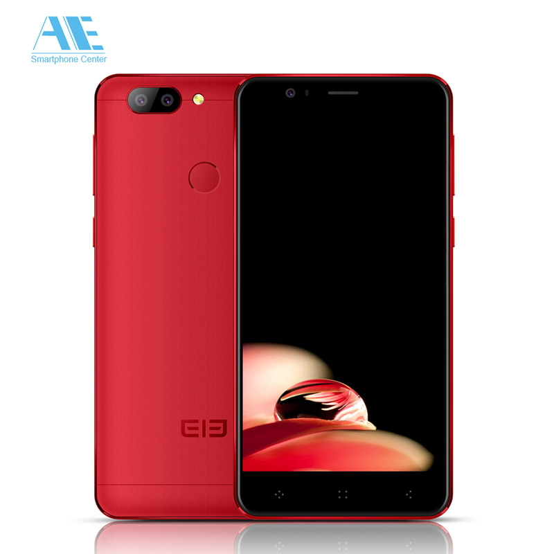"bilder für Elefon P8 mini Octa-core 5,0 ""Android7.0 Handy MT6750T 4G RAM 64G ROM 1920x1080 FHD Smartphone Finger ID OTG Handy"