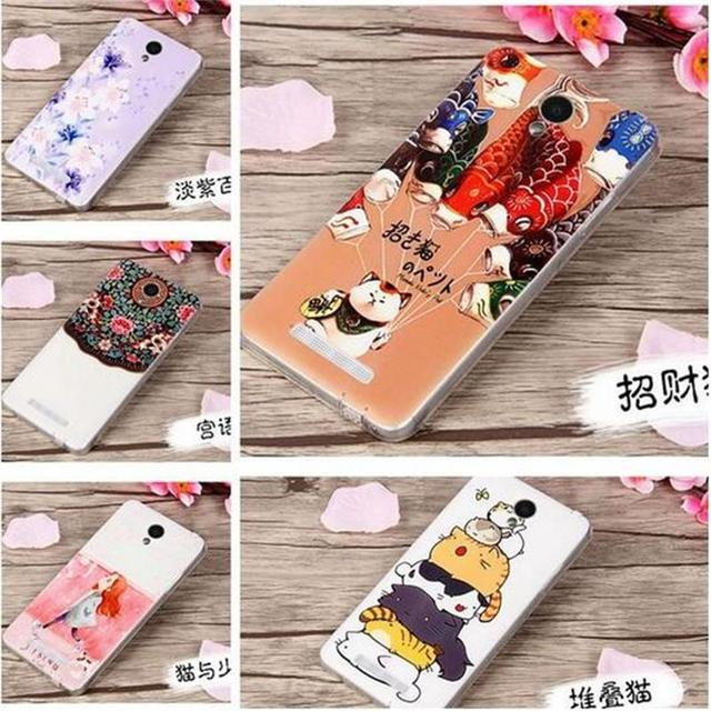 funda For Xiaomi Redmi note 2 Case Battery Replacement Housing coque For redmi note 2 5.5 inch back cover slim landscape hoesje