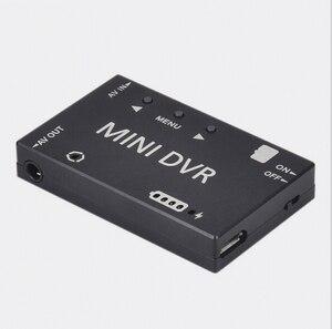 Image 1 - מיני FPV DVR מודול NTSC/PAL להחלפה Built in סוללה וידאו אודיו FPV מקליט עבור RC מירוץ FPV drone מטוסים DIY מודלים