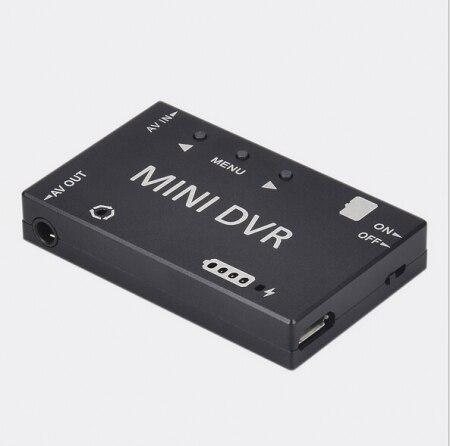 מיני FPV DVR מודול NTSC/PAL להחלפה Built in סוללה וידאו אודיו FPV מקליט עבור RC מירוץ FPV drone מטוסים DIY מודלים