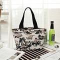 Free Shipping New Nylon Waterproof Folding Shopping Bags Camouflage Handbags Shoulder Bags HL080