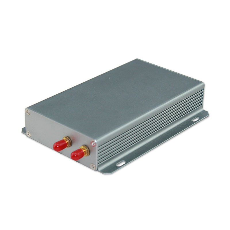 13.56MHz RFID ISO15693 middle range reader with two antenna port used for library and jewelry management
