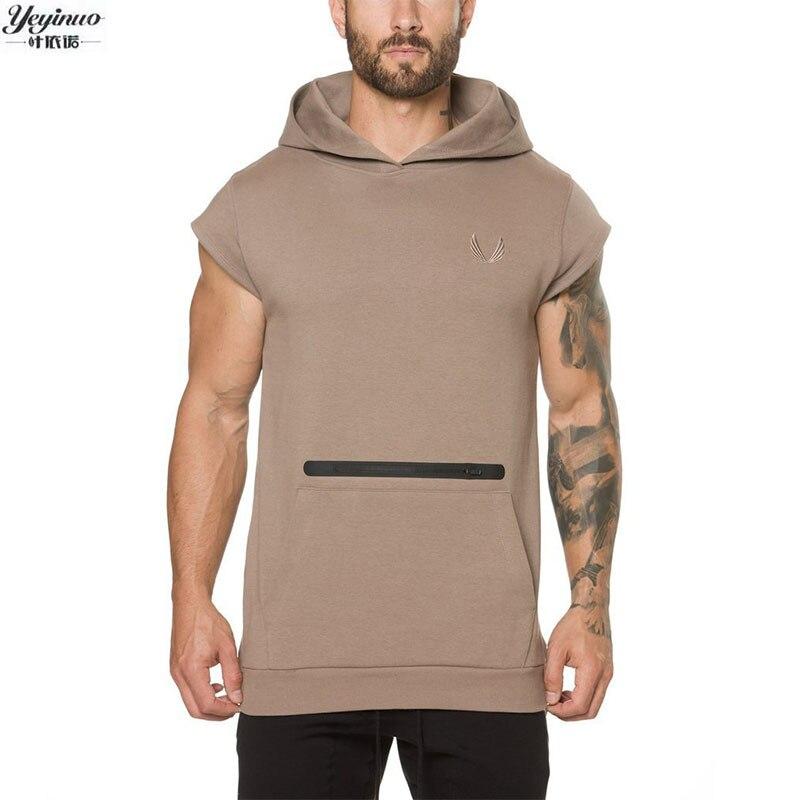 Online Buy Wholesale mens short sleeve hoodie from China mens ...