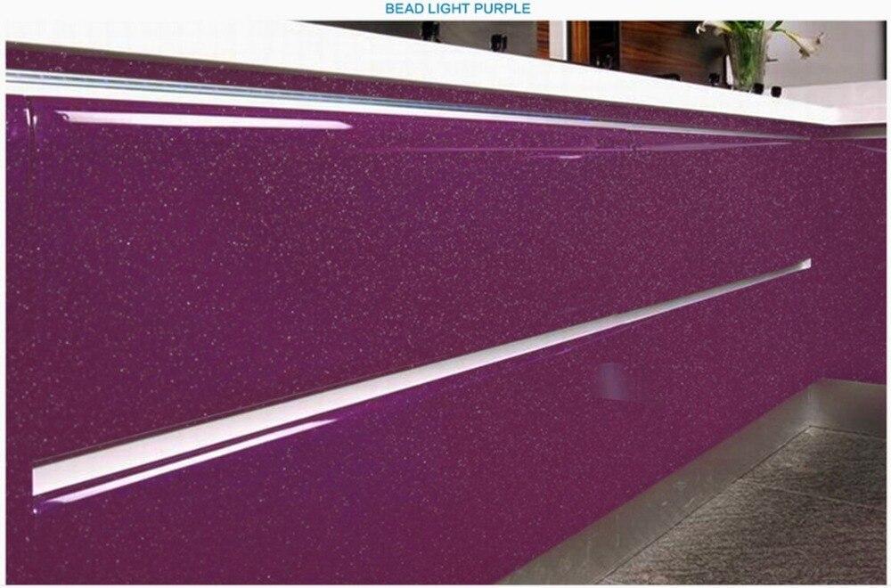 Verdickt farbe tapete perle möbel renovierung aufkleber schränke ...
