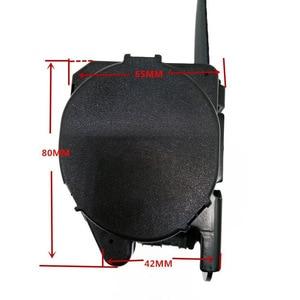 Image 4 - Universal Adjustable 3 Points 3Point Retractable Safety Seat Belt Seatbelt Mount Car Accessories Parts