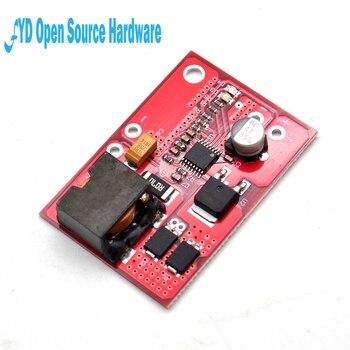 1pcs 12V MPPT Solar Panel Controller CN3722 3S Lithium Li-ion 18650 Battery Charge Module