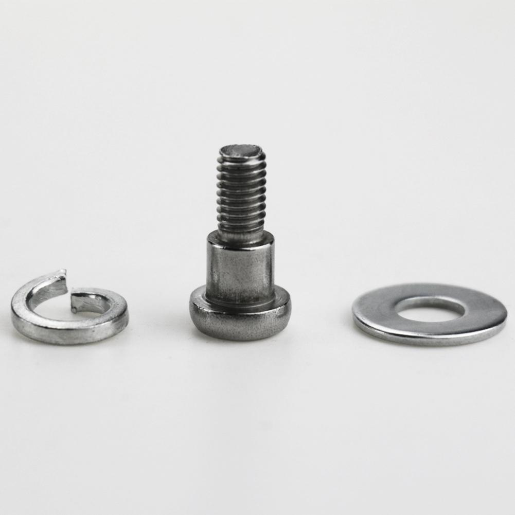 2pcs//lot Electric Scooter Rear Wheel Fixed Bolt Screws for Xiaomi M365 ScootODCN
