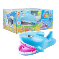 Electric shark bubble machine toy light music automatic bubble machine outdoor toys for children