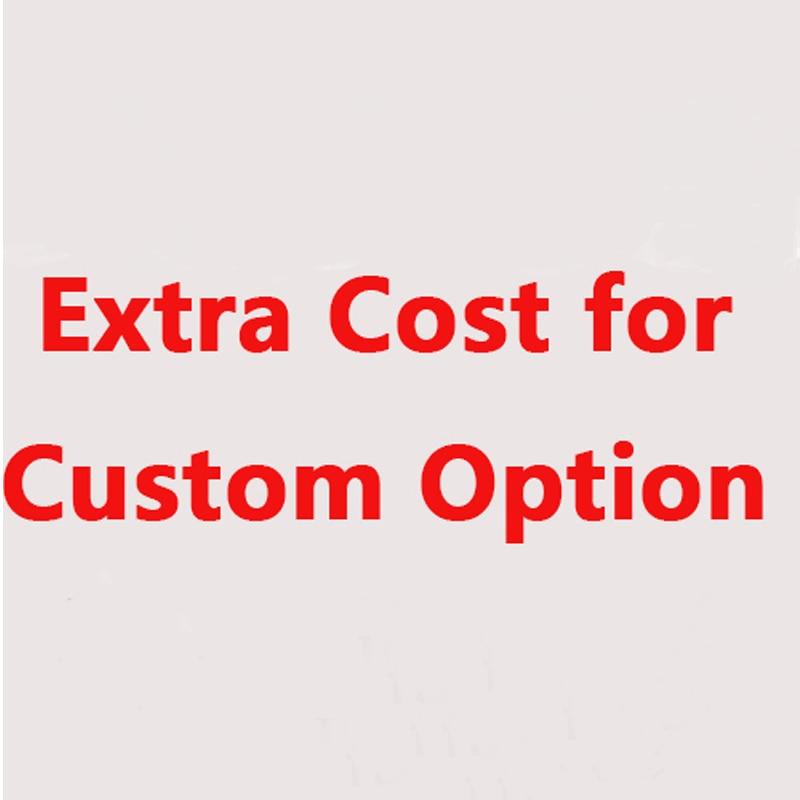 Custom Options Fee