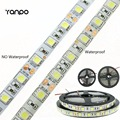 Hot 1M-5M Waterproof RGB LED Strip light 5050 SMD 44 Keys Remoter 12V 3A Power Adapter For DIY Indoor Decoration lamp Tape light