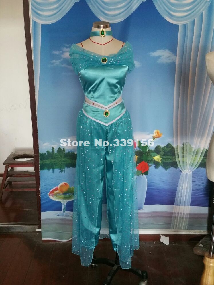 best seller adult aladdin jasmine princess cosplay costumes women halloween costume customized 100 real includes topspant - 100 Best Halloween Costumes