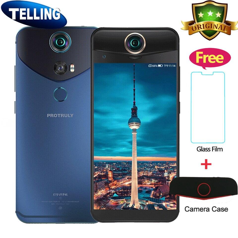 Global PROTRULY V10S Smartphone 360 Degree 26MP 3D VR Full