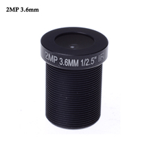 cctv lens 2MP Board HD Lens 3.6mm/6mm/8mm cctv lens for cctv camera .free shipping