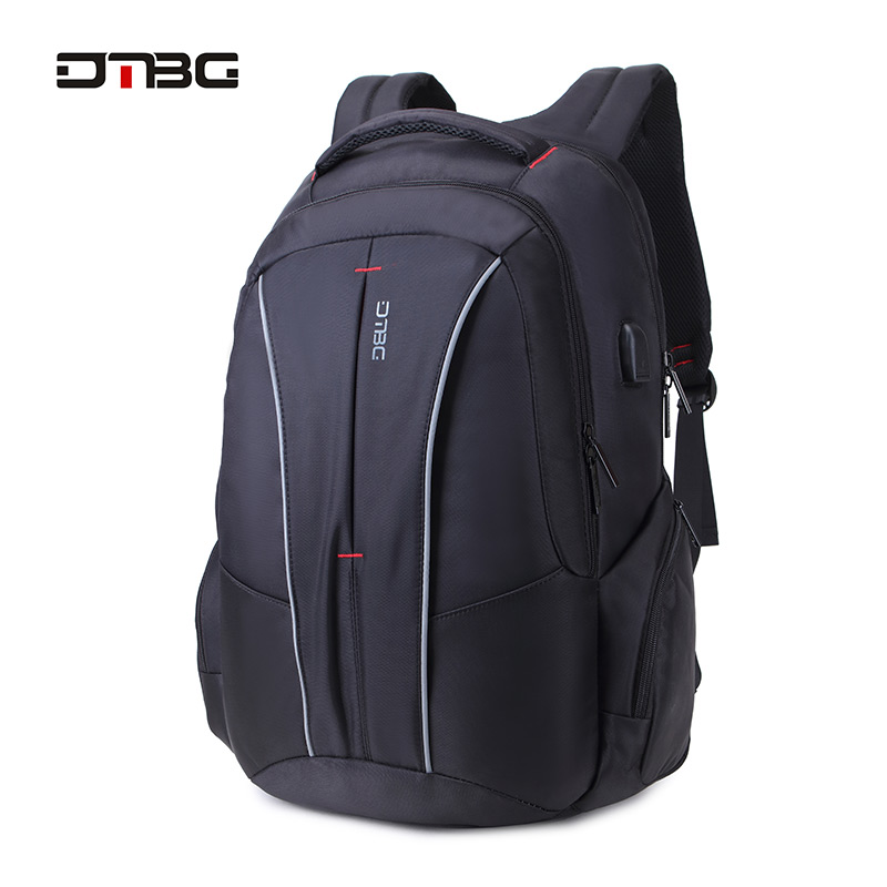 Image 2 - DTBG Large Capacity Smart School Backpacks For 17.3 Inch Laptop Fashion Student College Water Repellent School Bag Sacs Rucksack-in Backpacks from Luggage & Bags