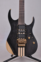 Gisten Chinese Manufactures Of Various Electric Guitar Elm Body Rosewood Neck Free Shipping