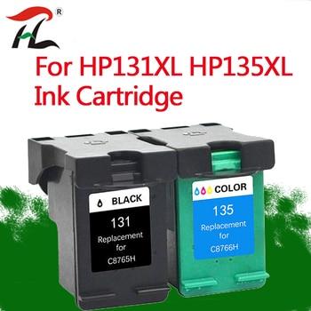 NoEnName_NullApplicable HP131XL 135XL ink cartridge  HP131 131XLPSC1510 1610 C8765H printer C8766H 2610 ink cartridge