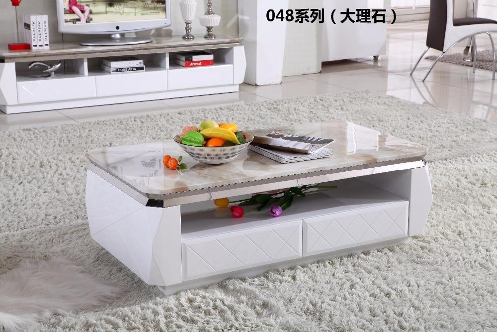 CJTV048 Minimalist Modern living room piano paint furniture TV stand cabinet coffee tea table furniture set