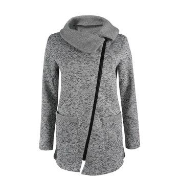 Fleece-Zipper-Collared-Jacket-Coat-1